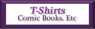 COMIC BOOK, T'Shirts & Miscellaneous